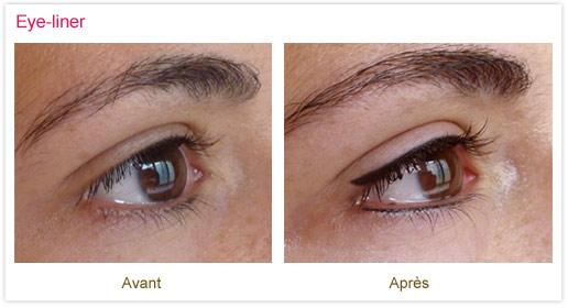 Eye Liner longue durée
