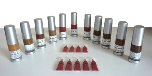ADERM : nous utilisons des pigments conformes aux nouvelles normes européennes
